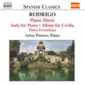 Rodrigo:Piano Music, Vol.2