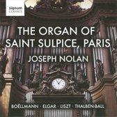 The Organ Of Saint Suplice, Paris