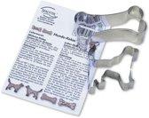 Set van 2 uitstekers - hond en kluif - St�dter