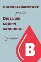 Diario Alimentare per la Dieta dei Gruppi Sanguigni - Gruppo B