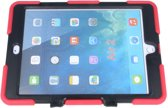 Apple Ipad Air 2 Shock Proof Case Rood Red