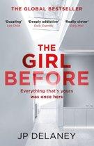 Omslag van 'The Girl Before'