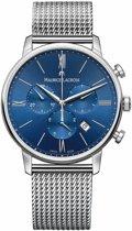 Maurice Lacroix EL1098-SS002-410-1 horloge heren - zilver - edelstaal