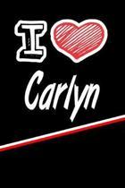 I Love Carlyn