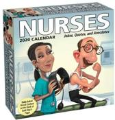 Nurses 2020 Day-to-Day Calendar