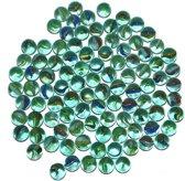 Knikkers van glas 1000 stuks - Glazen speelgoed knikkers - buitenspeelgoed - knikkeren