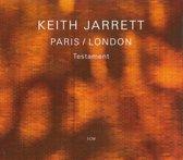 Paris/ London Testament
