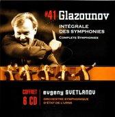 Glazounov-Symphonies No.1-8