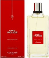 Guerlain Habit Rouge Men - 200 ml - Eau de toilette