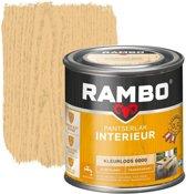 Rambo Pantserlak Interieur Transparant Zg Kleurloos 0000-0,75 Ltr