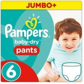 Pampers Easy Up Pants - maat 6 - 116 stuks