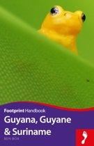 Guyana, Guyane and Suriname