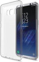 Samsung Galaxy S8 hoesje - CaseBoutique - Transparant - TPU