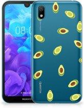 Huawei Y5 (2019) Siliconen Case Avocado