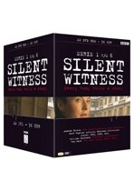 Silent Witness - serie 1 t/m 6 Box