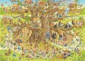 Puzzel Monkey Habitat 1000 Heye 29833