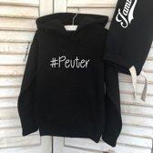 Hoodie #Peuter.