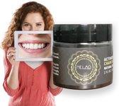 Tanden Witten | 100% Natuurlijk Poeder | Teeth Whitening | Houtskool Tandpasta | Tanden Bleken | Activated coconut Charcoal
