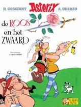 Boek cover Asterix 29 - De roos en het zwaard van Albert Uderzo (Onbekend)