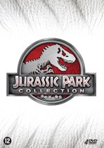 Jurassic Park 1-4 Collection