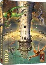 Luchtbrug: de grote splitsing puzzel 1000 stukjes
