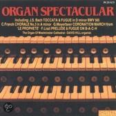 Organ spectacular: Organ of Westminster Cathedral (various composers)