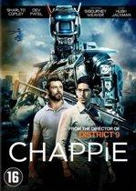 DVD cover van Chappie