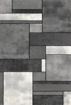 Vloerkleed Brilliance 661-95 Grey-80x150 cm