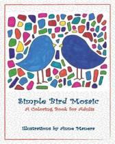 Simple Bird Mosaic