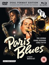 Paris Blues [DVD + Blu-ray] (import)