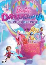Barbie Dreamtopia - Festival Of Fun (dvd)