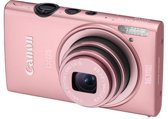 Canon IXUS 125 HS - Roze