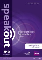 Speakout Upper Intermediate and MyEnglishLab Access Code Pack