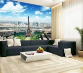 Vliesfotobehang Fotobehang 7 Banen, Eiffel Toren Art. 18294