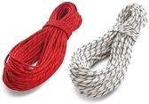 Tendon Static 10.5 robuust en soepel semi-statisch touw Wit - 200 meter
