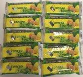 Concap proefpakket repen - lemon - 10 stuks