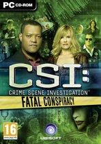 CSI: Crime Scene Investigation: Fatal Conspiracy - Windows