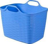Curver Flexi Basket Opbergmand - 27 l - Kunststof - Blauw