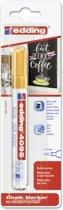 Edding - Krijtmarker e-4095 - Op blister - Neon Oranje