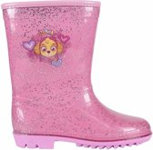 Roze Paw Patrol regenlaarzen voor meisjes 23