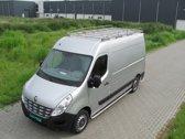 Renault Master Imperiaal RVS | Nissan NV400 2010+| Renault Master 2010+ | Opel Movano 2010+ | L4H2 Achterdeuren