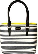 Paul's Boutique - Becky Brixton - Handtas - Navy Stripe