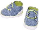 Zapf Creation Baby Born Sneakers Blauw 6,5 X 3 X 4 Cm