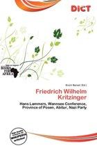 Friedrich Wilhelm Kritzinger
