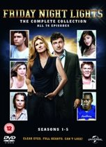 Friday Night Lights Complete Serie (Import) (dvd)