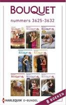 Bouquet e-bundel nummers 3625-3632, 8-in-1