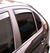 ClimAir Windabweiser Master Dark (Hinten) Volkswagen Passat 3C Variant 2005- inkl. Facelift 2010-