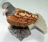 vogel edelsteen