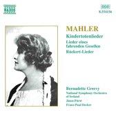 Mahler:Kindertotenlieder.Rucke