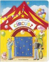 Ga je mee? kartonboek met flapjes - Ga je mee naar het circus?